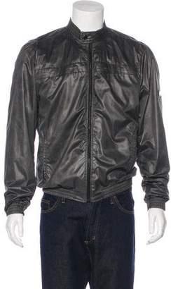 Dolce & Gabbana Windbreaker Woven Jacket