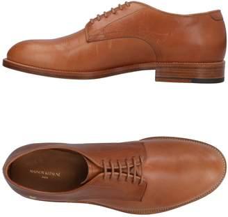 MAISON KITSUNÉ Lace-up shoes - Item 11452758