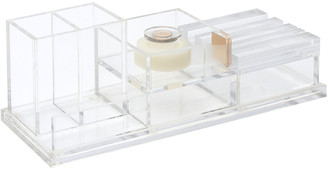 Russell + Hazel Russell+Hazel Acrylic Mini Desk Solution