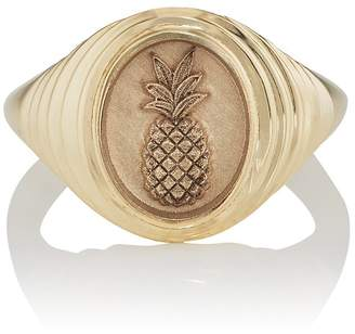 RETROUVAI Women's Baby Fantasy Signet Ring