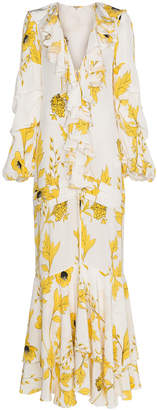 DAY Birger et Mikkelsen Johanna Ortiz Spice Trade Silk Double Dress