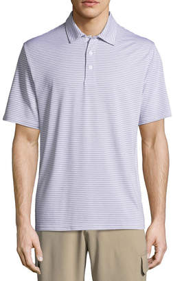 Hanes SPORTS Sport Quick Dry Short Sleeve Solid Jersey Polo Shirt