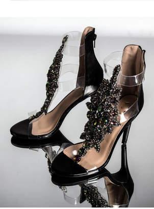 A.N.A Perez Fancy Black Heels