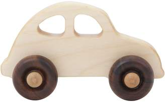 story. Wooden Wooden 30s' Car