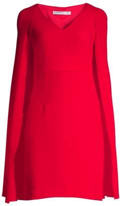 Trina Turk Shinrin Cape Dress