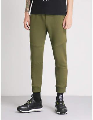 Versace Versus Logo-print cotton-jersey jogging bottoms