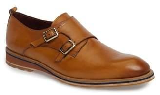 Mezlan Apolo Double Buckle Monk Shoe