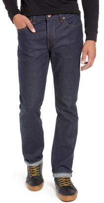 Brixton Reserve Straight Leg Jeans
