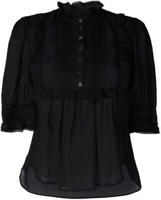 Zadig & Voltaire Tix lace tunic
