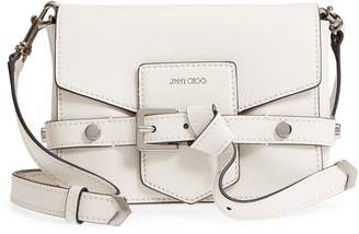 Jimmy Choo Lexi Grained Leather Crossbody Bag