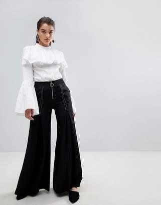 Style Mafia Stylemafia Surco Flared Pants
