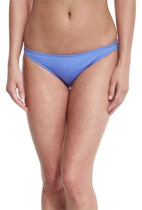 Kate Spade New York Plage Du Midi Classic Swim Bottom, Adventure Blue $55 thestylecure.com