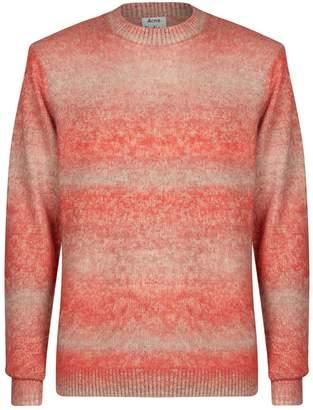 Acne Studios Gradient Stripe Sweater