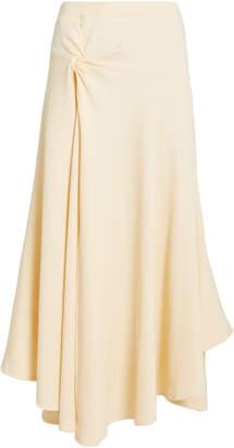 Maggie Marilyn Honey Ain't Home Twisted Midi Skirt