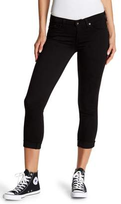 Big Star Alex Cropped Mid Rise Skinny Jeans