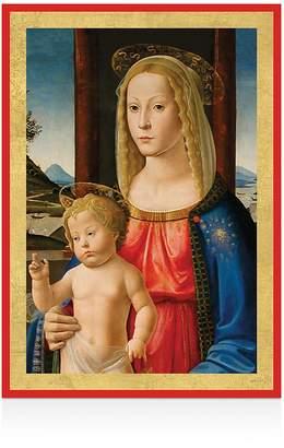 Caspari Madonna and Child Christmas Cards, Box of 16