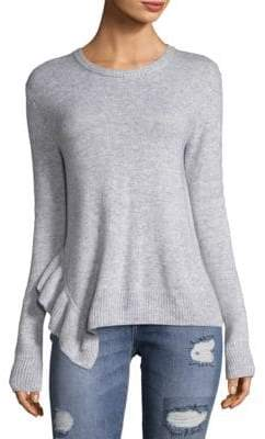 Derek Lam 10 Crosby Wool Asymmetric Sweater