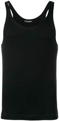 Dolce & Gabbana fitted vest