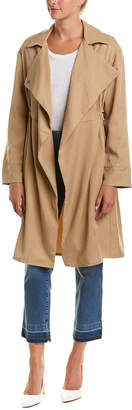 French Connection Erna Trench Coat