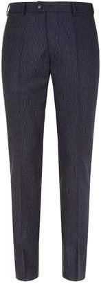 Officine Generale Paul Pinstripe Wool Trousers