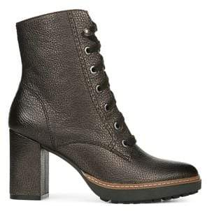 Naturalizer Callie Leather Hiker Booties