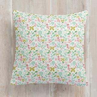 Pretty little day dream Self-Launch Square Pillows
