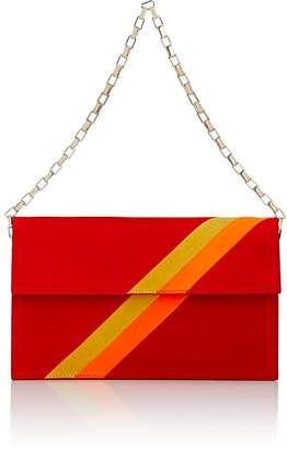 Tomasini Women's Miura Suede Shoulder Bag