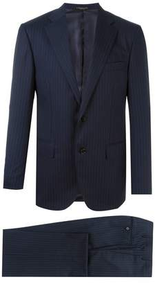 Corneliani pinstripe formal suit