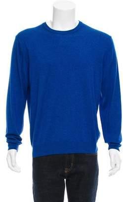 Canali Cashmere and Silk-Blend Sweater