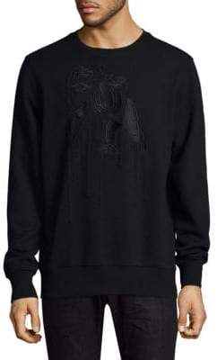 PRPS Cider Embroidered Pullover