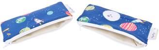 Itzy Ritzy 2-pk. Snack Happens Reusable Mini Snack Bag