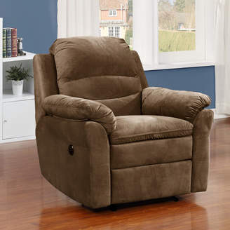 AC Pacific Felix Transitional Electric Power Recliner