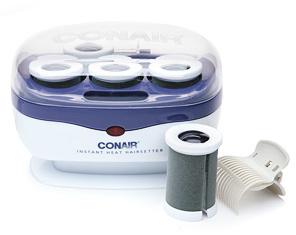Conair Instant Heat Volume Rollers; 5 Jumbo Rollers, Model TS7X, 1 1/2 in