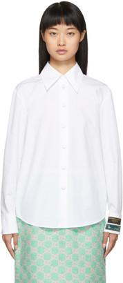 Gucci White Label Shirt
