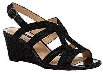 Alex Marie Madeline Wedge Sandals