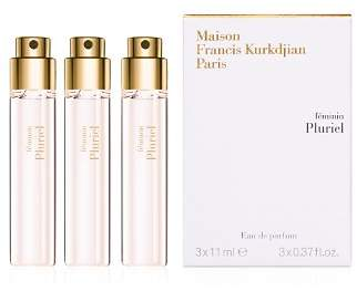 Francis Kurkdjian féminin Pluriel Travel Spray Refill Set