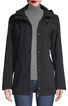 Big Chill Women's Fleece Bonded Soft Shell Jacket