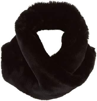 Claudie Pierlot Faux Fur Twist Snood