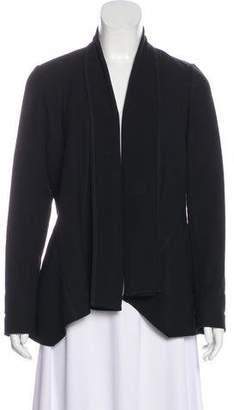 Lafayette 148 Wool Shawl-Lapel Jacket