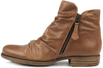EOS Willet-w Taupe Boots Womens Shoes Casual Ankle Boots