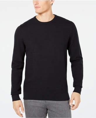 Ryan Seacrest Distinction Men's Chevron Sweater