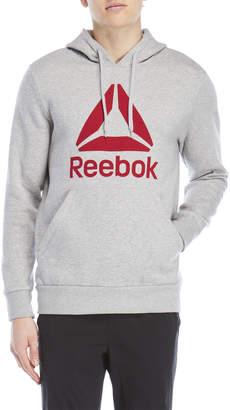 Reebok Logo Fleece Hoodie