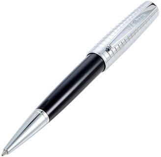 S.t. Dupont Saint Michel Black Lacquer Ballpoint Pen
