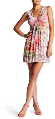 Sky Ihab Lace Strap Dress