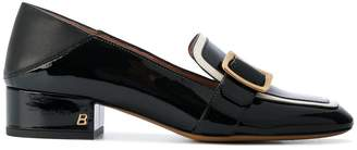 Bally buckled loafers