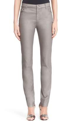 Lafayette 148 New York Curvy Fit Skinny Jeans