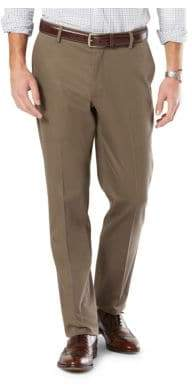 Dockers Athletic Fit Signature Khaki with Stretch