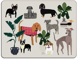 Bentley Avenida Home - Anne Table Mat - Dogs