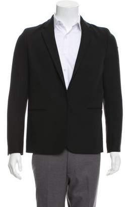 Acne Studios Wool Single-Button Blazer