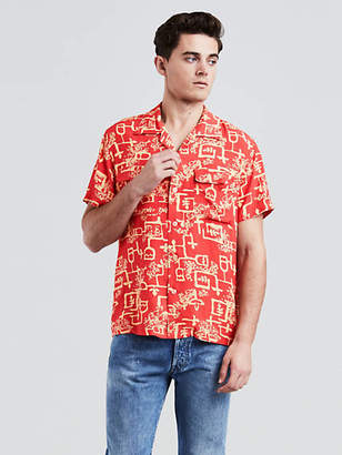 Levi's 1940's Hawaiian Shirt
